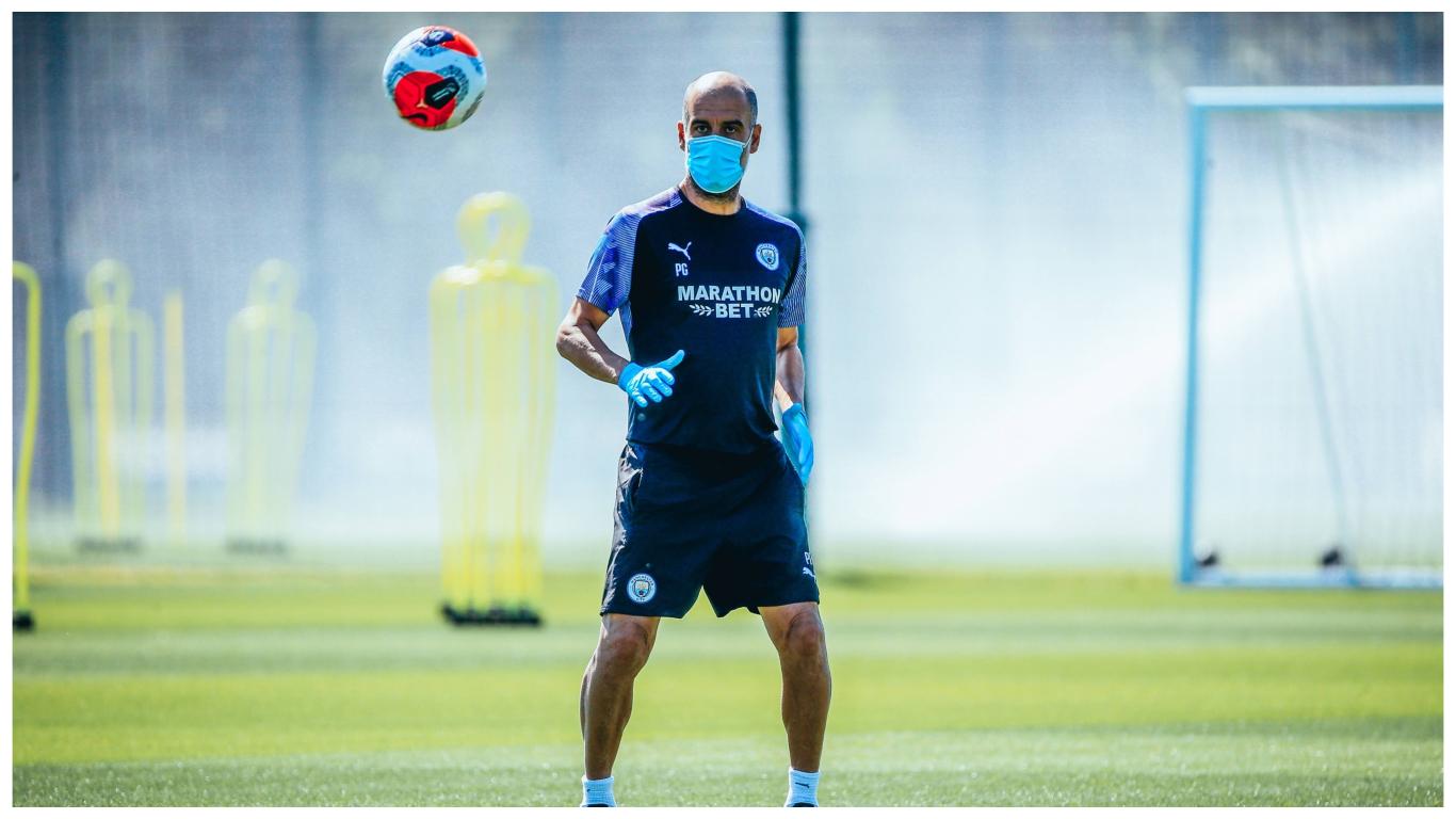 injury latest on Man City stars