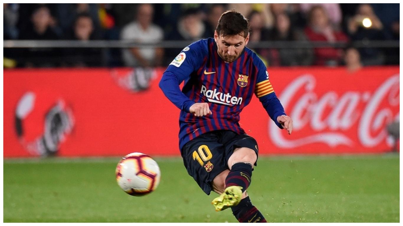 Lionel Messi warns la liga