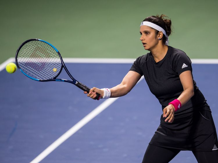 ITF's Fed Sania Heart Award in for Cup: Mirza contention