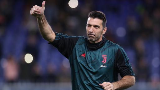 Buffon fired up for Coppa Italia final