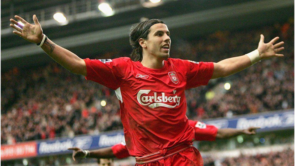 Ex-Liverpool striker Baros announces retirement
