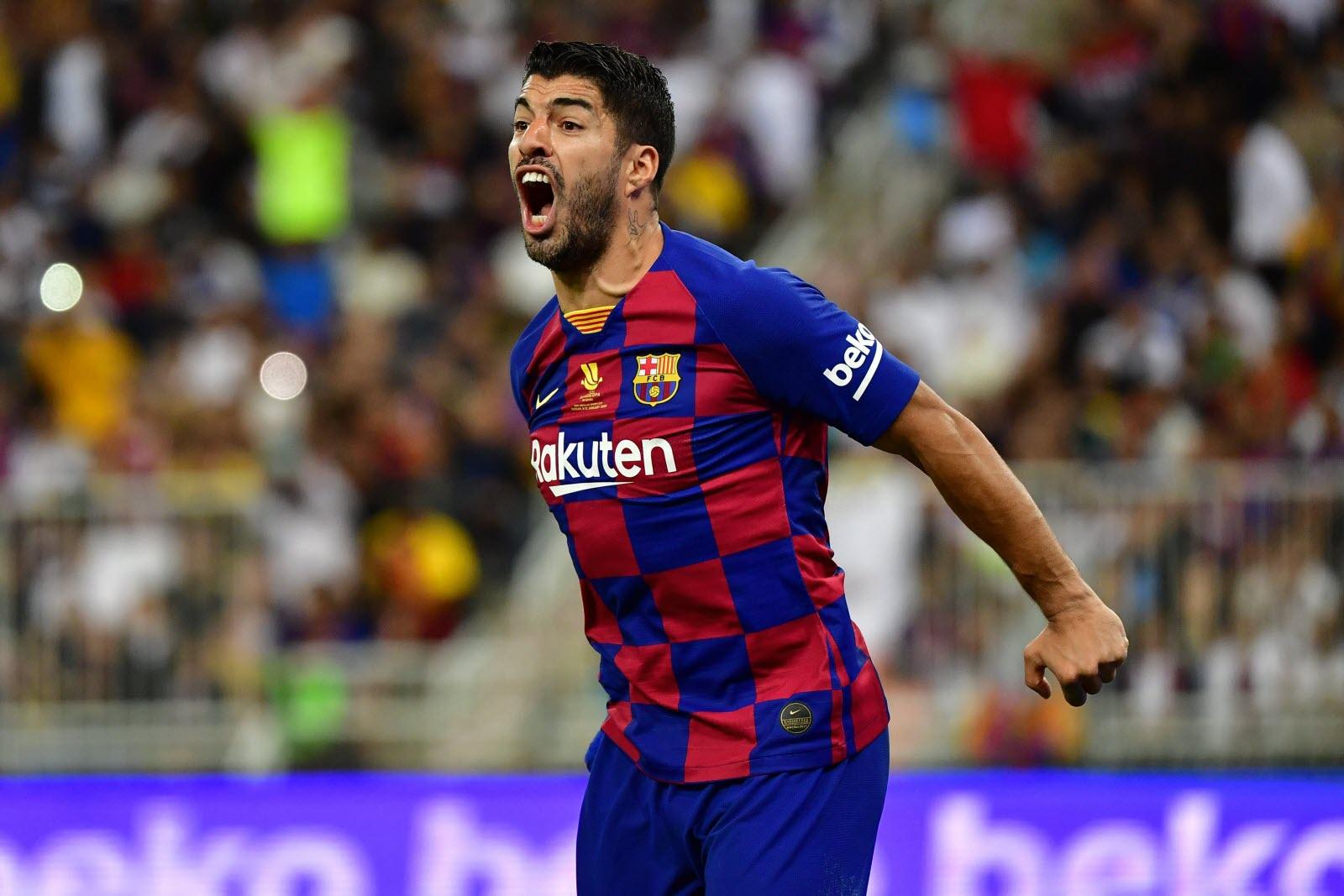 Suarez admits Barcelona are focusing on Champions League glory