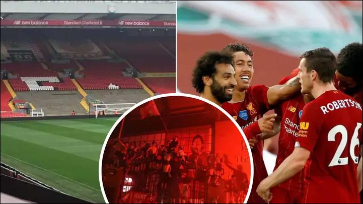 Liverpool reveal 'unique' plan for Premier League Trophy presentation