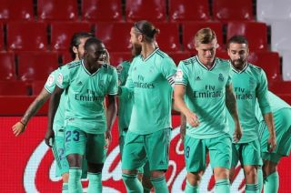 Real Madrid set to end three-year La Liga title against Villarreal