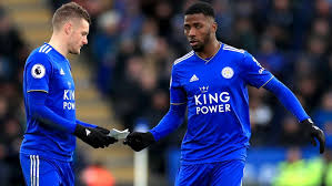 Iheanacho lauds Leicester City teammate on Premier League century