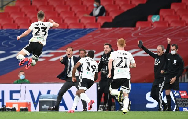 Fulham are back in the Premier League