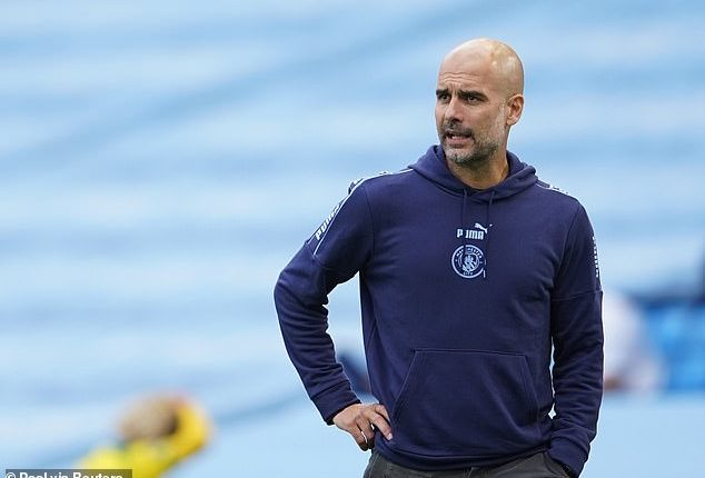 Pep Guardiola has targeted the Dutch centre-back as he attempts to overhaul his defence
