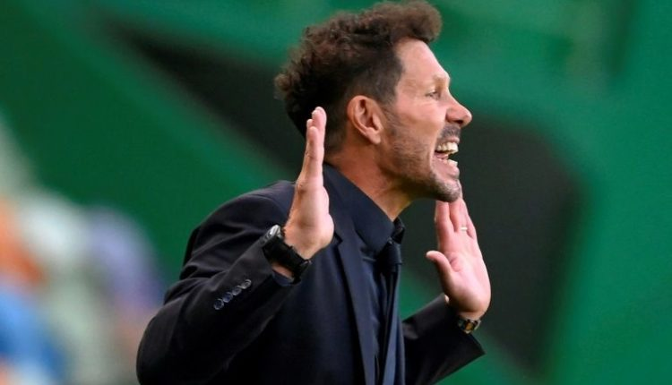 Simeone defends Atletico after Champions League exit