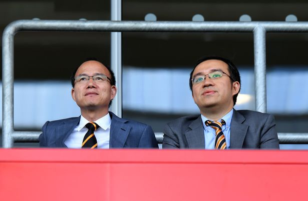 Wolves owners