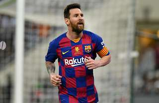 Inter offer Messi four-year deal worth £235m