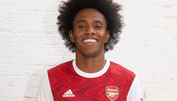 Arteta wants Willian to influence young Arsenal attackers