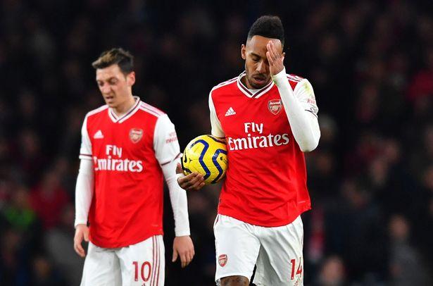 Auba will usurp Mesut Ozil as the club's highest-paid player