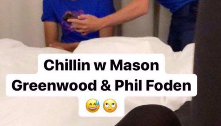 Foden and Greenwood