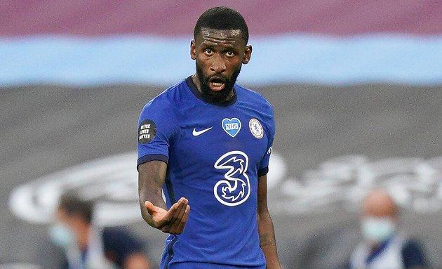 Everton rejected chance to sign Chelsea defender Rudiger