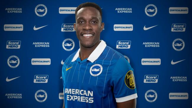 Ex-Man United, Arsenal forward joins Brighton