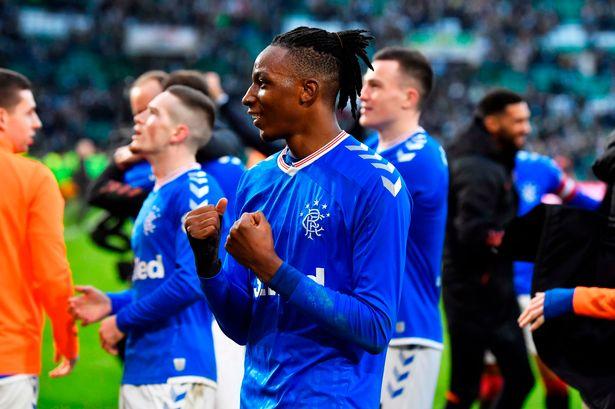 Defoe, Aribo's remarkable goals place Rangers afloat at top of Scottish league