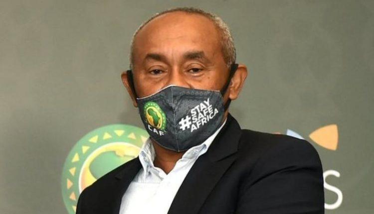CAF boss Ahmad