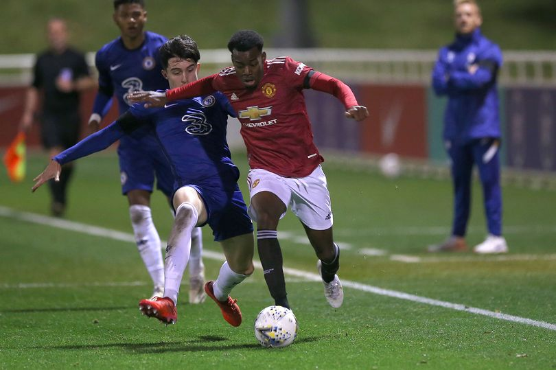 Man Utd fans make Elanga prediction after FA Youth Cup exit