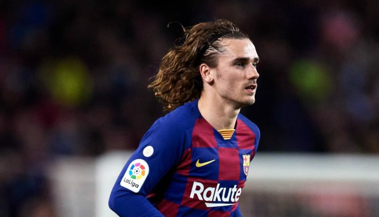 Barcelona not a place for you, Mathieu tells Griezmann