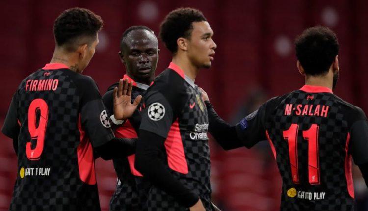 UCL: Liverpool pip Ajax without Van Dijk