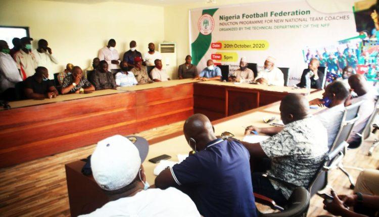 NFF coaches