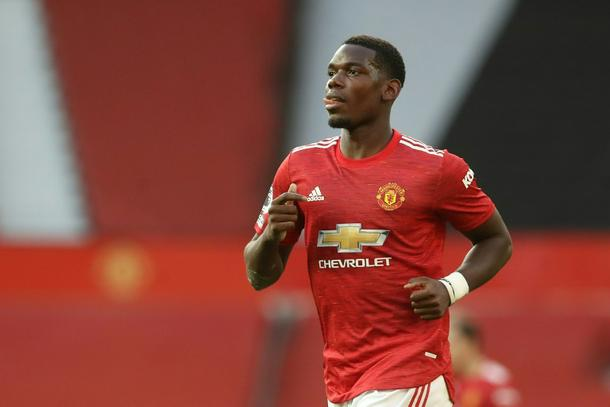 Shaw: Pogba is a big voice in Man Utd dressing room
