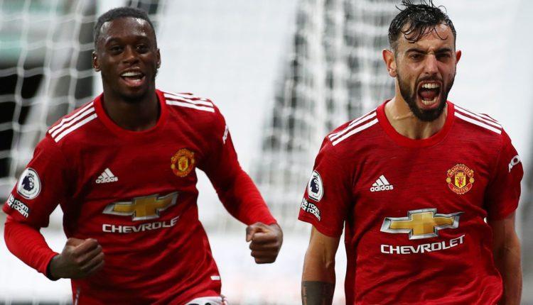 Fernandes inspires late Man Utd win against Newcastle