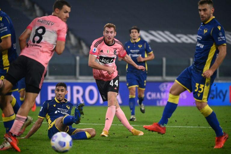 Juventus versus Verona