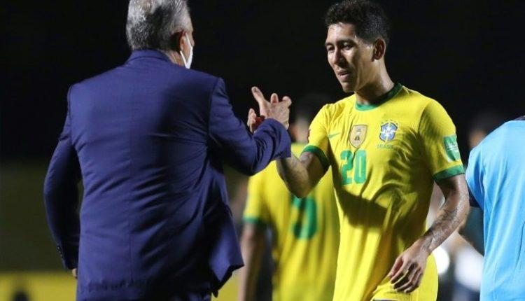 Firmino nets as Brazil struggle to beat Venezuela without Neymar
