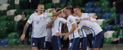 Euro play-offs: Scotland, Slovakia, Hungary through