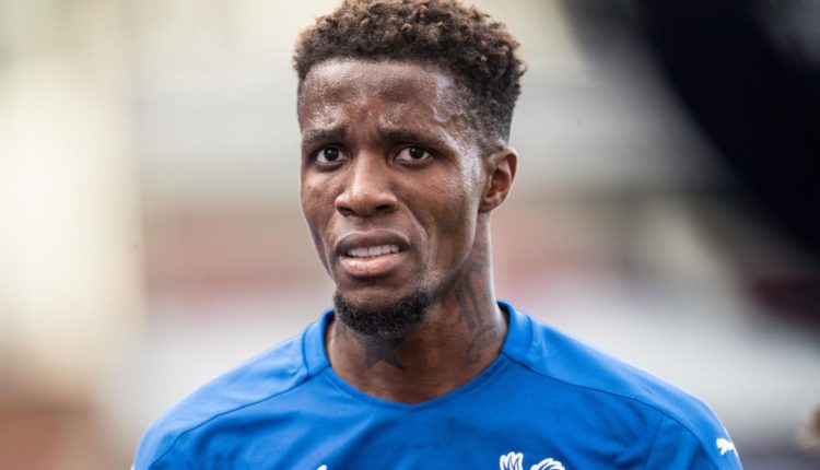 Crystal Palace winger Zaha self-isolating after positive coronavirus test