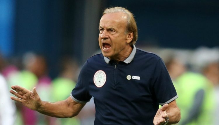 Rohr contributed to Nigeria's downward trend in FIFA ranking – Akpoborie