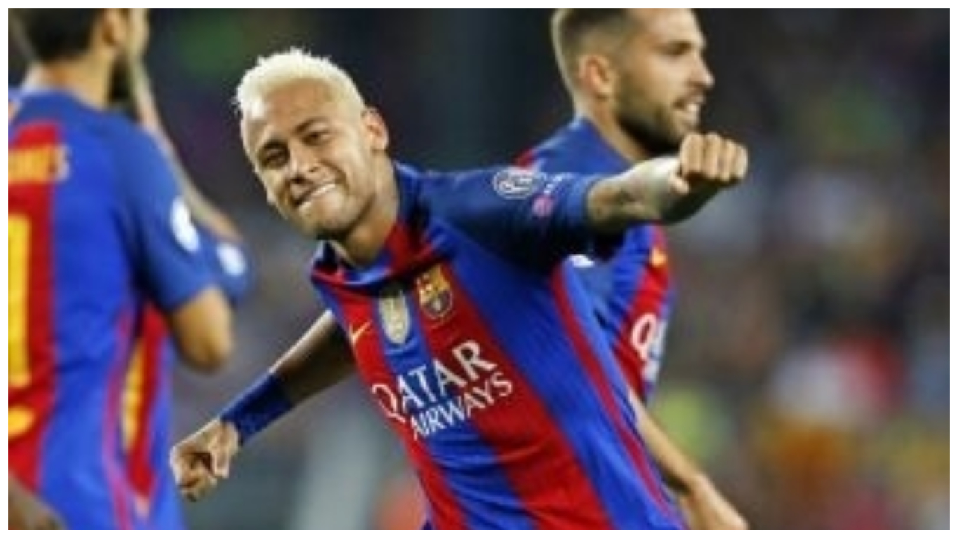 Neymar drags Barcelona to court over 'missing' €44m