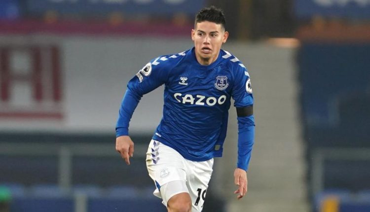 Rodriguez declares Everton's commitment after win over Liverpool