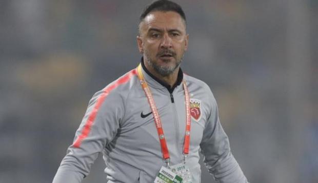 Shanghai SIPG coach Vitor Pereira