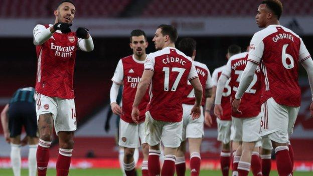 'Arsenal must show their strength against Man City'
