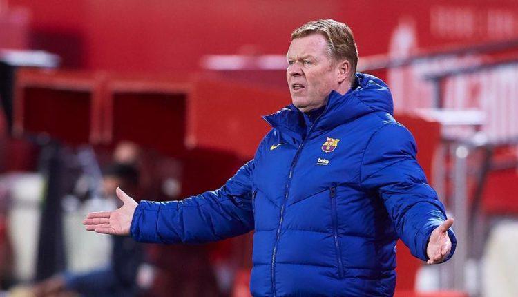 Barcelona coach Koeman's job to remain intact after election
