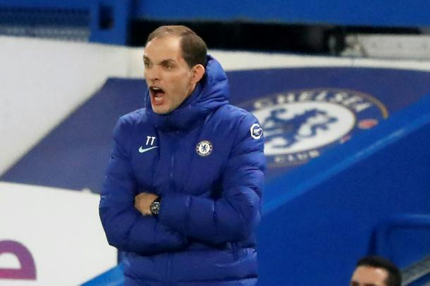 Chelsea boss: Champions League not my priority