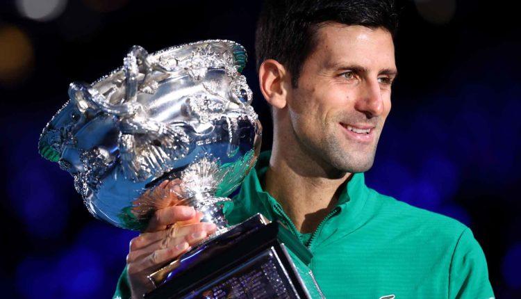 Djokovic wins ninth Australian Open title and 18th slam