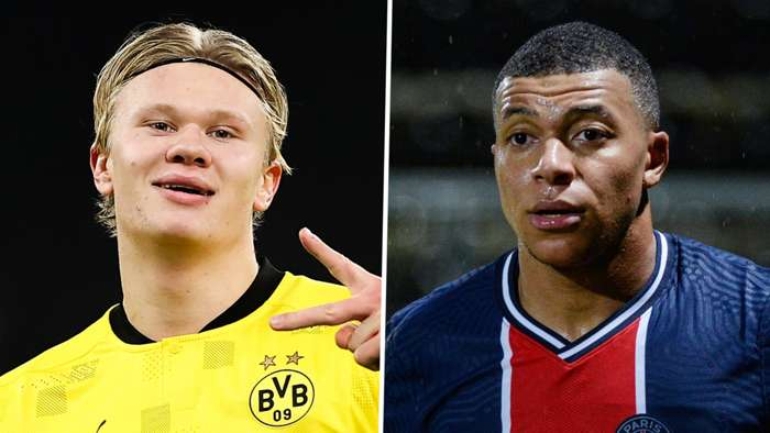 Mbappe, Haaland are players of the present and future – Zidane