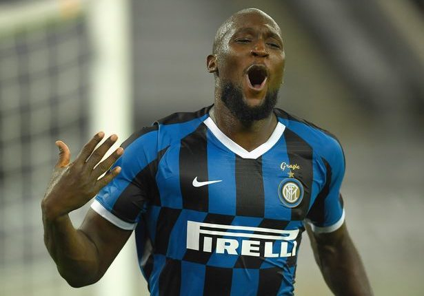 Inter's Lukaku scores in derby as Serie A leaders go four points clear