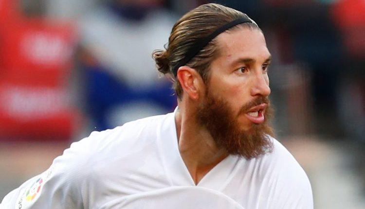 Man Utd yet to contact Real Madrid captain Ramos