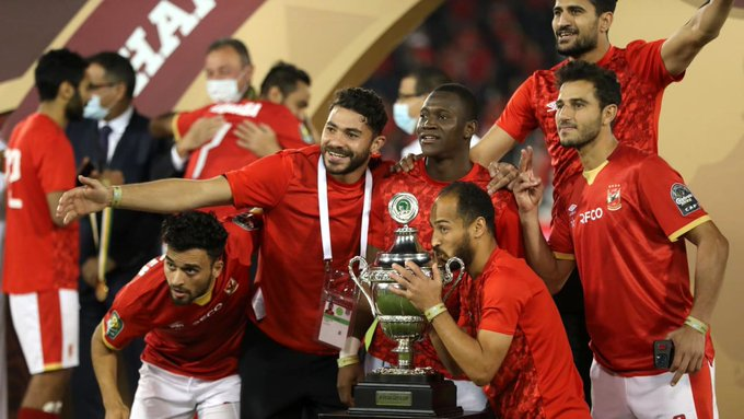 AHLY CUP