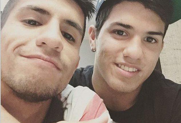 Aguero's brother