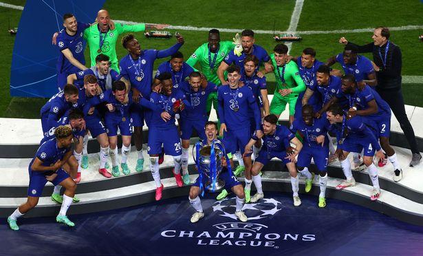 Chelsea won the club's second Champions League title