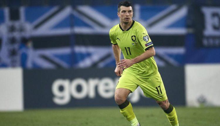 Czech defender Ondrej Kudela