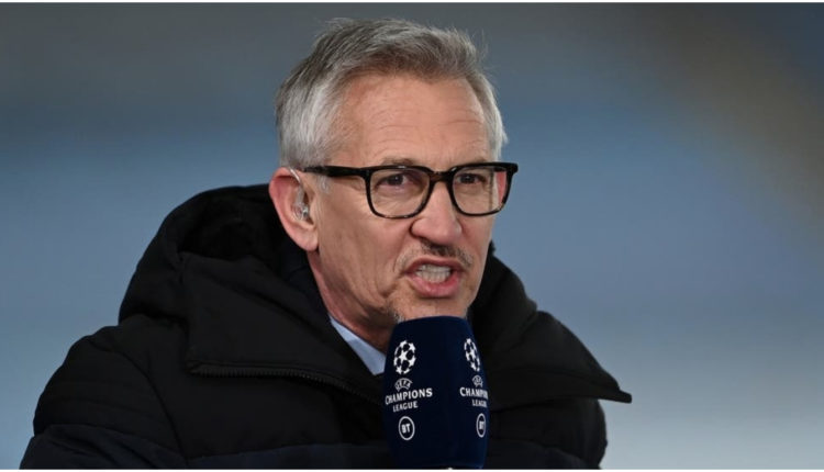 Gary Lineker has hosted BT Sport's Champions League coverage since 2015