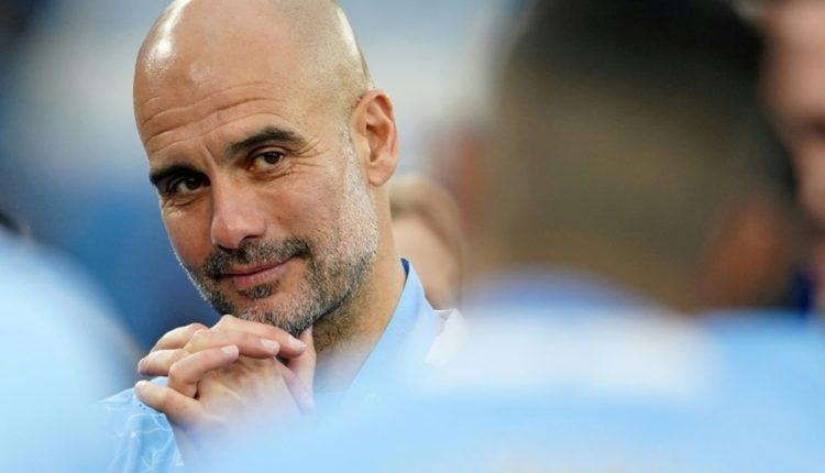Man City only need one shot at Champions League glory – Guardiola