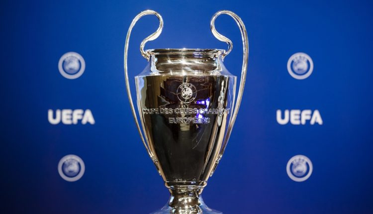 Draw of the third qualifying round of the UEFA Champions League 2017/18, Nyon, Switzerland – 14 Jul 2017