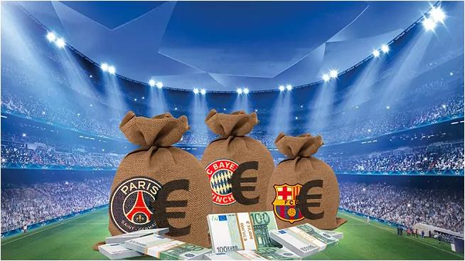 UEFA PAY